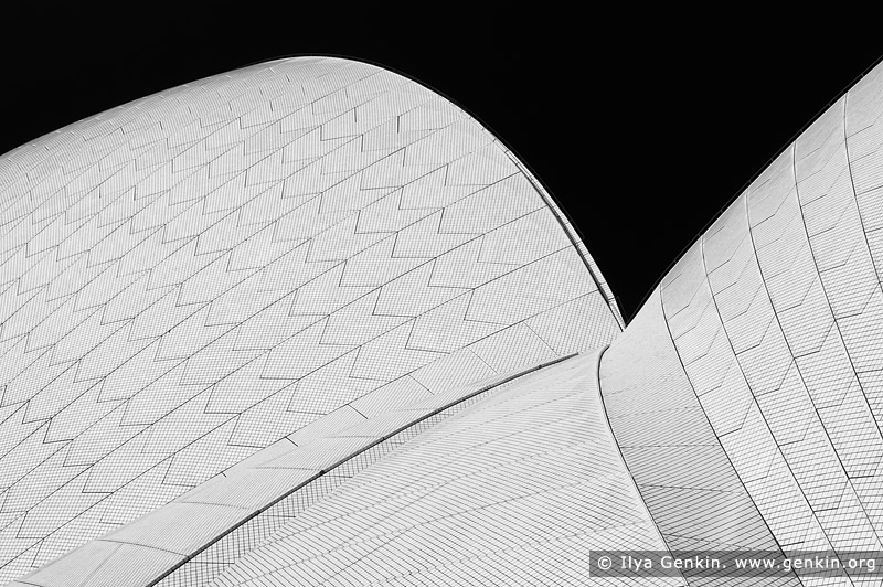 australia stock photography | Roof Tiles of Sydney Opera House, Sydney, NSW, Australia, Image ID AU-SYDNEY-OPERA-HOUSE-0007