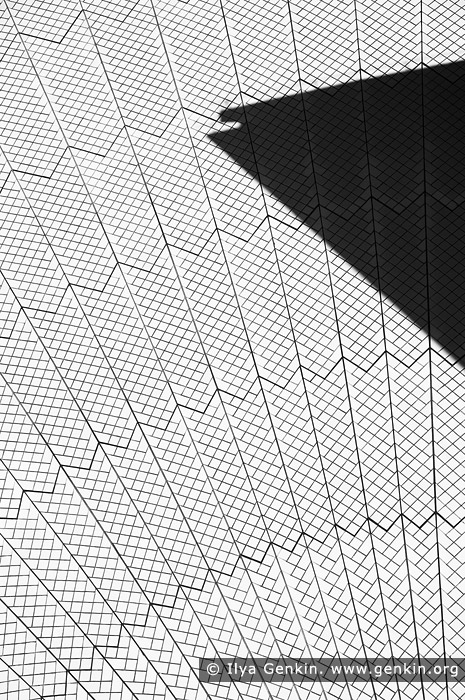 australia stock photography | Roof Tiles of Sydney Opera House, Sydney, NSW, Australia, Image ID AU-SYDNEY-OPERA-HOUSE-0008