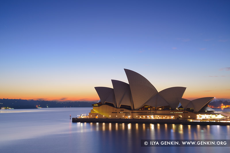 australia stock photography | Sydney Opera House at Dawn, Sydney, NSW, Australia, Image ID AU-SYDNEY-OPERA-HOUSE-0026
