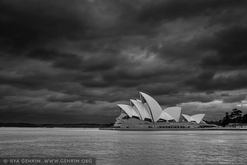 australia stock photography | Dramatic Image of Sydney Opera House, Sydney, NSW, Australia, Image ID AU-SYDNEY-OPERA-HOUSE-0036