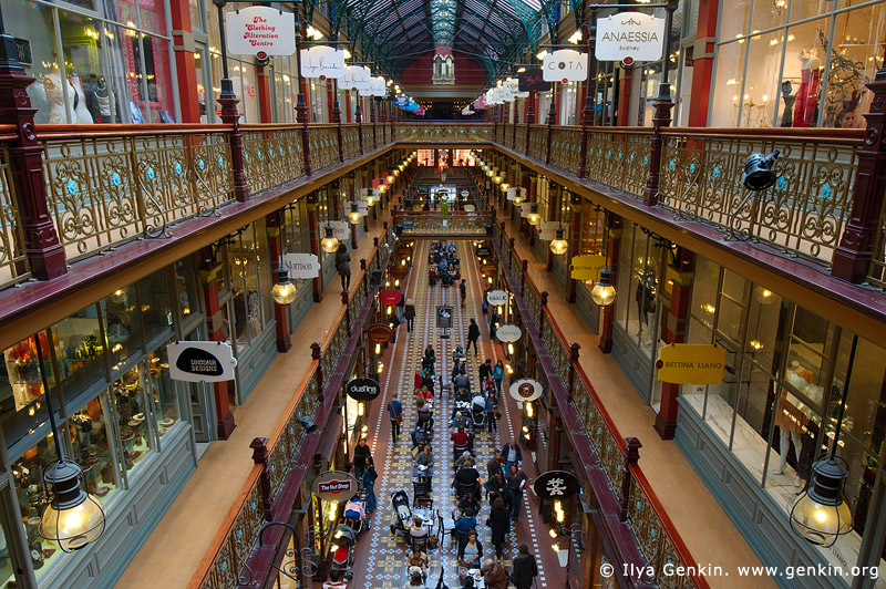 australia stock photography | Interior of The Strand Arcade, Sydney, New South Wales (NSW), Australia