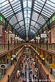 australia stock photography | Interior of The Strand Arcade, Sydney, New South Wales (NSW), Australia, Image ID STRAND-ARCADE-0003.