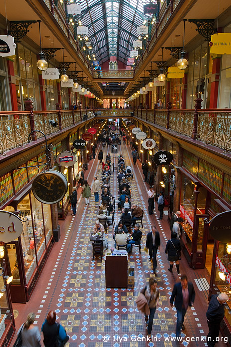 australia stock photography | Interior of The Strand Arcade, Sydney, New South Wales (NSW), Australia, Image ID STRAND-ARCADE-0008