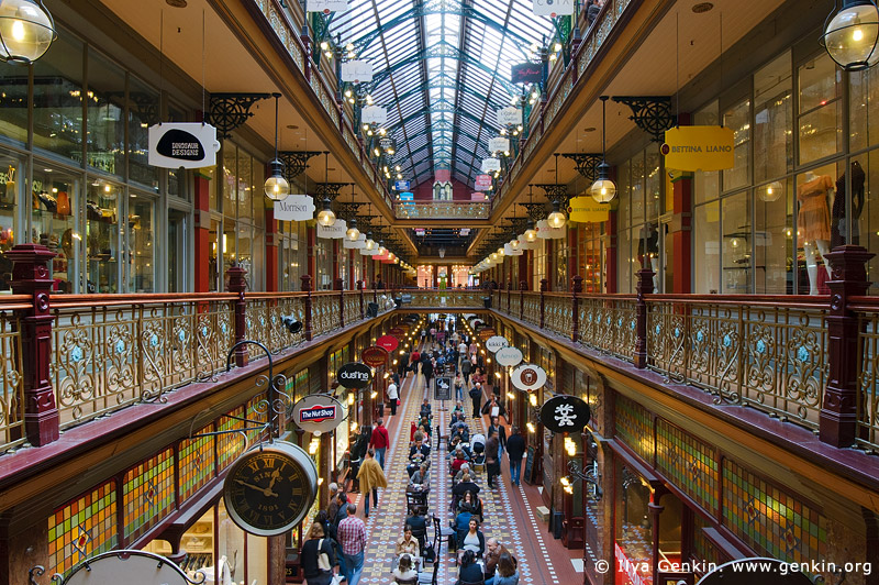australia stock photography | Interior of The Strand Arcade, Sydney, New South Wales (NSW), Australia, Image ID STRAND-ARCADE-0009