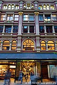 australia stock photography | The Strand Arcade at Dusk, Sydney, New South Wales (NSW), Australia, Image ID STRAND-ARCADE-0010.