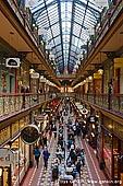 australia stock photography | Interior of The Strand Arcade, Sydney, New South Wales (NSW), Australia, Image ID STRAND-ARCADE-0012.
