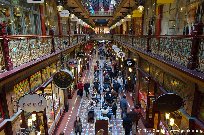 australia stock photography | Interior of The Strand Arcade, Sydney, New South Wales (NSW), Australia, Image ID STRAND-ARCADE-0013