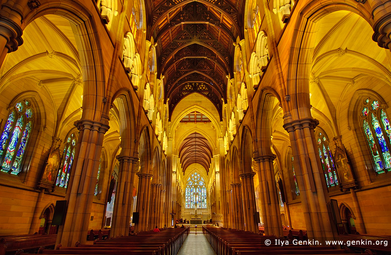 australia stock photography | St. Mary's Cathedral Interior, Sydney, NSW, Australia, Image ID AU-SYDNEY-ST-MARYS-CATHEDRAL-0004