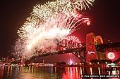 australia stock photography | Midnight Fireworks Display, Sydney, New South Wales (NSW), Australia, Image ID SYDNEY-NYE-FIREWORKS-0010. Stock Photo of New Year Eve 2012 Midnight Fireworks Display in Sydney, NSW, Australia.