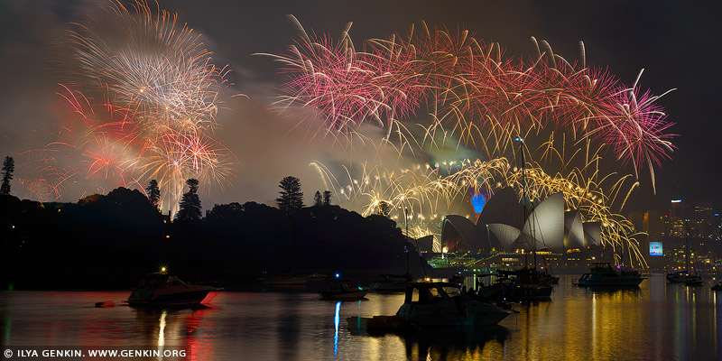 australia stock photography | Sydney's New Year Eve Fireworks 2015 over Harbour Bridge, Sydney, New South Wales (NSW), Australia, Image ID SYDNEY-NYE-FIREWORKS-2015-0004