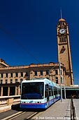 australia stock photography | Sydney Central Train Station and Light Rail, Sydney, New South Wales (NSW), Australia, Image ID AU-SYDNEY-LIGHT-RAIL-0001.