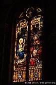australia stock photography | Stained Glass at St Mary's Catholic Church, Bairnsdale, Gippsland, VIC, Australia, Image ID AU-BAIRNSDALE-0004.
