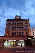 australia stock photography | Ballarat Architecture at Twilight, Corner Sturt and Lydiard Streets, Ballarat, VIC, Australia, Image ID AU-BALLARAT-0003.