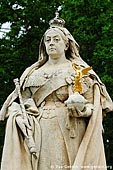 australia stock photography | Queen Victoria Statue, Ballarat, VIC, Australia, Image ID AU-BALLARAT-0009.
