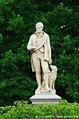 australia stock photography | Robert Burns Statue, Ballarat, VIC, Australia, Image ID AU-BALLARAT-0010.