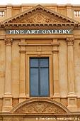 australia stock photography | Art Gallery of Ballarat Architecture Details, Ballarat, VIC, Australia, Image ID AU-BALLARAT-0018.