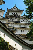 japan stock photography | Himeji Castle, Hyogo Prefecture, Kansai region, Honshu Island, Japan, Image ID JPHJ0011.