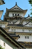japan stock photography | Himeji Castle, Hyogo Prefecture, Kansai region, Honshu Island, Japan, Image ID JPHJ0012.