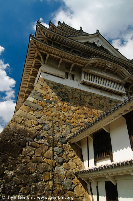 japan stock photography | Himeji Castle, Hyogo Prefecture, Kansai region, Honshu Island, Japan, Image ID JPHJ0014