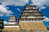 japan stock photography | Himeji Castle, Hyogo Prefecture, Kansai region, Honshu Island, Japan, Image ID JPHJ0018.