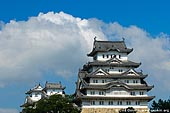 japan stock photography | Himeji Castle, Hyogo Prefecture, Kansai region, Honshu Island, Japan, Image ID JPHJ0030.