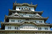 japan stock photography | Himeji Castle, Hyogo Prefecture, Kansai region, Honshu Island, Japan, Image ID JPHJ0039.