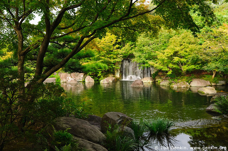 japan stock photography | Koko-en Garden, Hyogo Prefecture, Kansai region, Honshu Island, Japan, Image ID JPHJ0044
