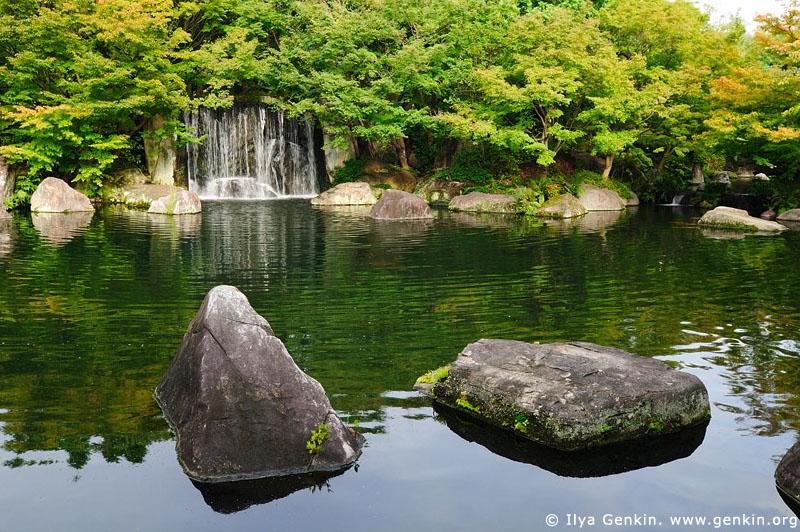 japan stock photography   Koko-en Garden, Hyogo Prefecture, Kansai region, Honshu Island, Japan, Image ID JPHJ0045