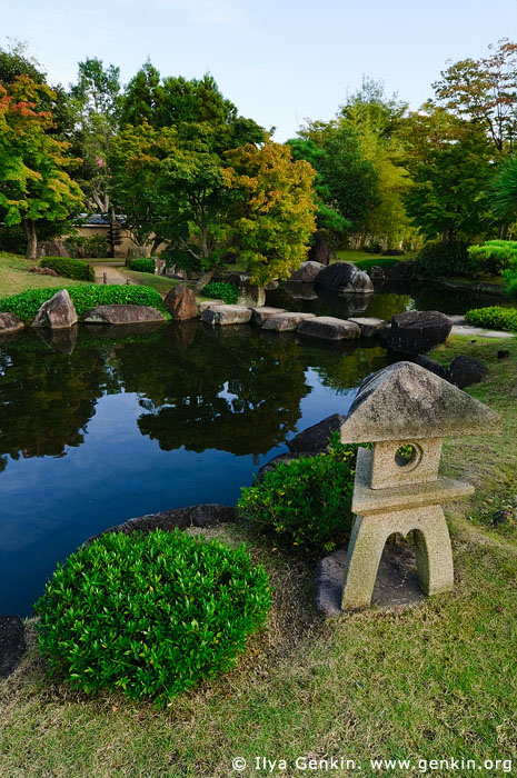 japan stock photography | Koko-en Garden, Hyogo Prefecture, Kansai region, Honshu Island, Japan, Image ID JPHJ0049