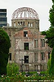 japan stock photography | Atomic Bomb Dome, Hiroshima, Honshu, Japan, Image ID JPHI0004.