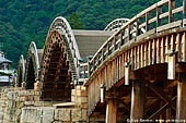 japan stock photography | Kintai-kyo (Kintai Bridge), Iwakuni, Honshu, Japan, Image ID JPIW0003.