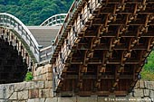 japan stock photography | Kintai-kyo (Kintai Bridge), Iwakuni, Honshu, Japan, Image ID JPIW0005.