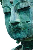 japan stock photography | The Great Buddha (Daibutsu) of Kamakura, Kotoku-in Temple, Kamakura, Honshu, Japan, Image ID JP-KAMAKURA-0007.