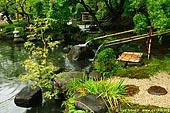 japan stock photography | Pond at Kaikozan Hase-dera Temple, Kaikozan Hase-dera Temple, Kamakura, Honshu, Japan, Image ID JP-KAMAKURA-0015.