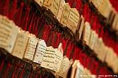 japan stock photography | Ema, Prayer Tablets, at Kaikozan Hase-dera Temple, Kaikozan Hase-dera Temple, Kamakura, Honshu, Japan, Image ID JP-KAMAKURA-0016.