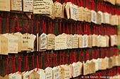 japan stock photography | Ema, Prayer Tablets, at Kaikozan Hase-dera Temple, Kaikozan Hase-dera Temple, Kamakura, Honshu, Japan, Image ID JP-KAMAKURA-0020.