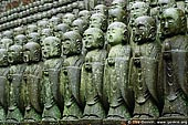 japan stock photography | 1000 Statues of Jizo, Kaikozan Hase-dera Temple, Kaikozan Hase-dera Temple, Kamakura, Honshu, Japan, Image ID JP-KAMAKURA-0032.
