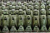 japan stock photography | 1000 Statues of Jizo, Kaikozan Hase-dera Temple, Kaikozan Hase-dera Temple, Kamakura, Honshu, Japan, Image ID JP-KAMAKURA-0033.