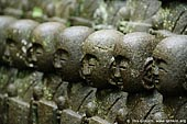 japan stock photography | 1000 Statues of Jizo, Kaikozan Hase-dera Temple, Kaikozan Hase-dera Temple, Kamakura, Honshu, Japan, Image ID JP-KAMAKURA-0034.