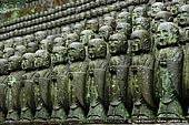 japan stock photography | 1000 Statues of Jizo, Kaikozan Hase-dera Temple, Kaikozan Hase-dera Temple, Kamakura, Honshu, Japan, Image ID JP-KAMAKURA-0035.