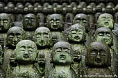 japan stock photography | 1000 Statues of Jizo, Kaikozan Hase-dera Temple, Kaikozan Hase-dera Temple, Kamakura, Honshu, Japan, Image ID JP-KAMAKURA-0037.