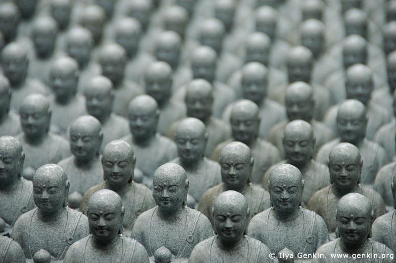 japan stock photography | 1000 Statues of Jizo, Kaikozan Hase-dera Temple, Kaikozan Hase-dera Temple, Kamakura, Honshu, Japan, Image ID JP-KAMAKURA-0039