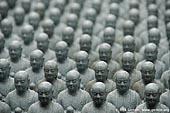 japan stock photography | 1000 Statues of Jizo, Kaikozan Hase-dera Temple, Kaikozan Hase-dera Temple, Kamakura, Honshu, Japan, Image ID JP-KAMAKURA-0039.