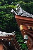 japan stock photography | Roof of the Kannon-do Hall at Kaikozan Hase-dera Temple, Kaikozan Hase-dera Temple, Kamakura, Honshu, Japan, Image ID JP-KAMAKURA-0056.