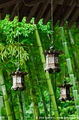 japan stock photography | Copper Lanterns at Kyozo Sutra Archive at Kaikozan Hase-dera Temple, Kaikozan Hase-dera Temple, Kamakura, Honshu, Japan, Image ID JP-KAMAKURA-0059.