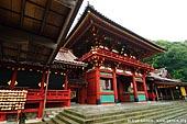 japan stock photography | Main Hall at Tsurugaoka Hachiman-gu Shrine, Tsurugaoka Hachiman-gu Shrine, Kamakura, Honshu, Japan, Image ID JP-KAMAKURA-0067.