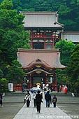 japan stock photography | The Mai-den Stage in Front of the Main Shrine at Hachiman-gu Shrine, Tsurugaoka Hachiman-gu Shrine, Kamakura, Honshu, Japan, Image ID JP-KAMAKURA-0068.