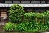 japan stock photography | Japanese House in Kamakura, Kamakura, Honshu, Japan, Image ID JP-KAMAKURA-0069.