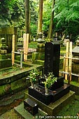 japan stock photography | Cemetery at Tokei-ji Temple in Kamakura, Tokei-ji Temple, Kamakura, Honshu, Japan, Image ID JP-KAMAKURA-0074.
