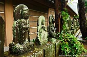 japan stock photography | Stone Sculptures at Engaku-ji Temple in Kamakura, Engaku-ji Temple, Kamakura, Honshu, Japan, Image ID JP-KAMAKURA-0079.
